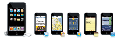 08 iPod touch Apps